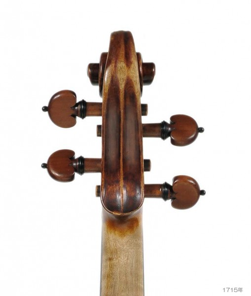 Giuseppe Tartini's - Lipinski Stradivarius 1715年 - A L