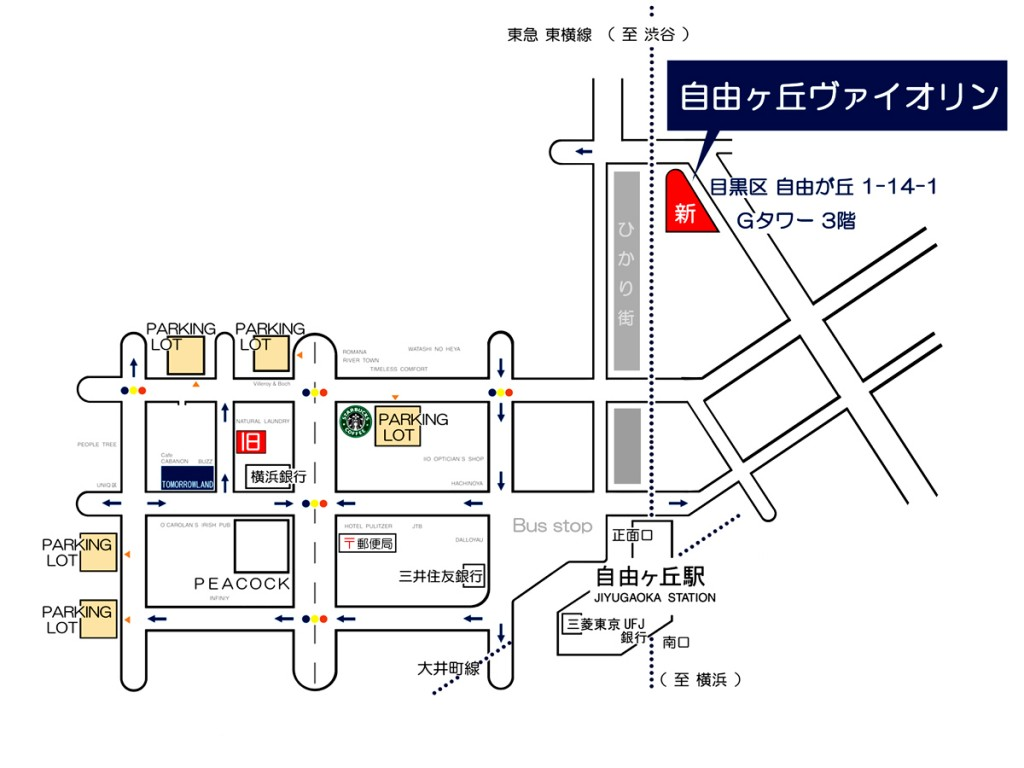 地図    - B    L