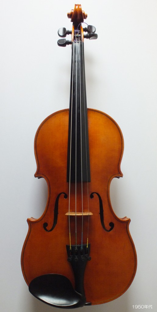 Violin Made in West Germany - Antonius Stradivarius 1713 - 1950年代 - 2 L