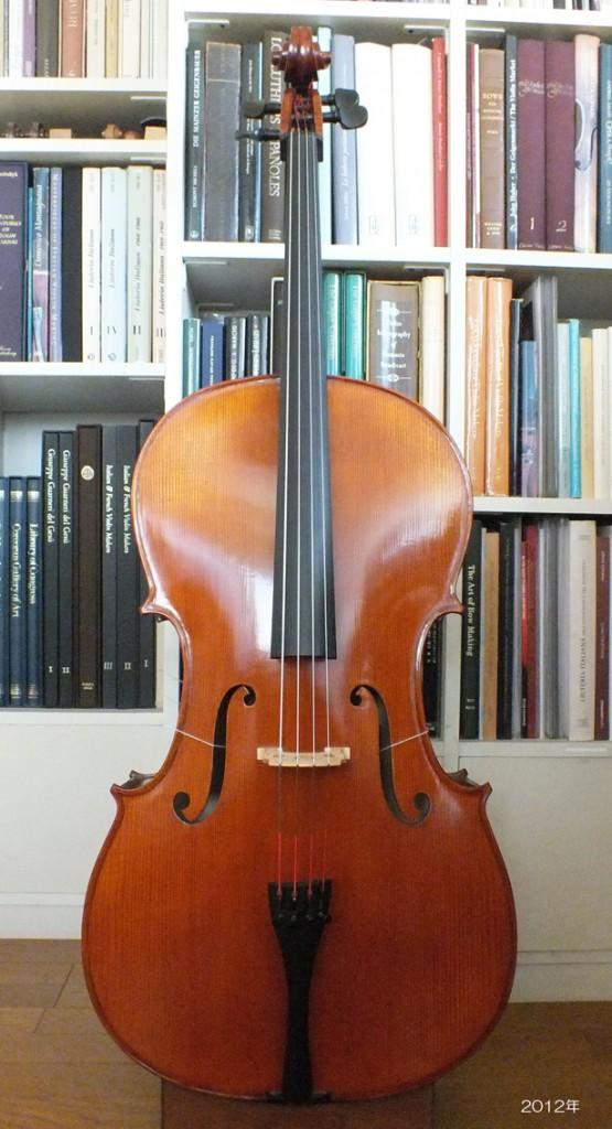 GLIGA Cello 2012年 gems Ⅰ- C L