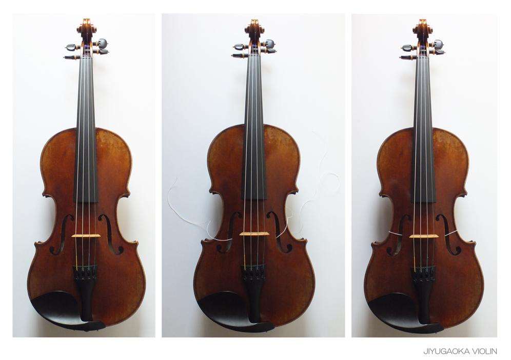 Otolier violin - K L