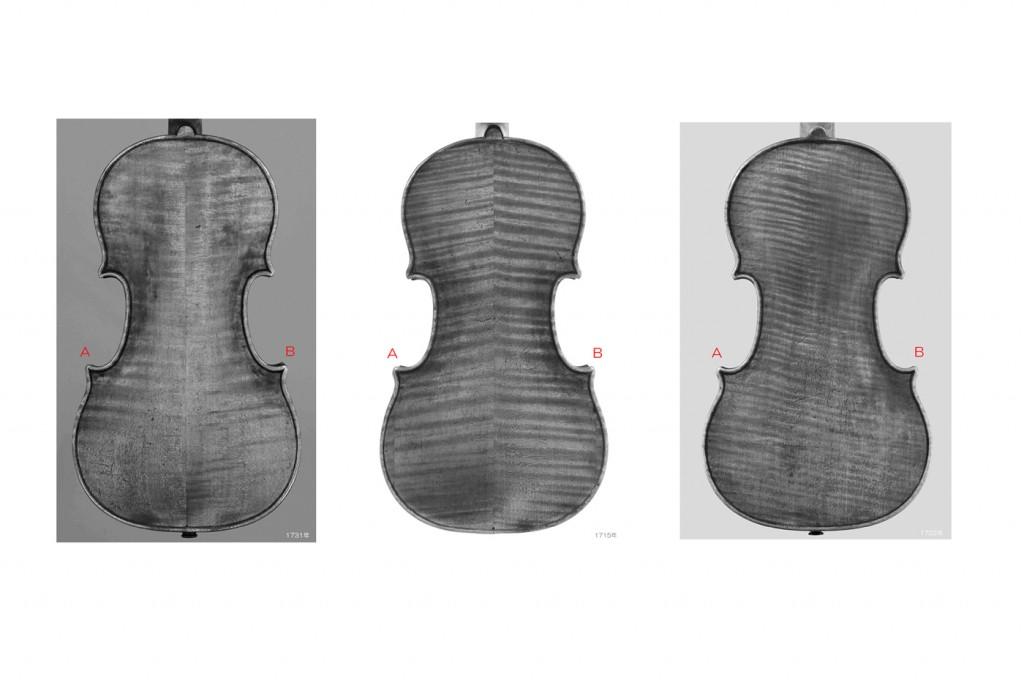 Antonio Stradivari violin 1731年 1715年 1722年 - 1 L