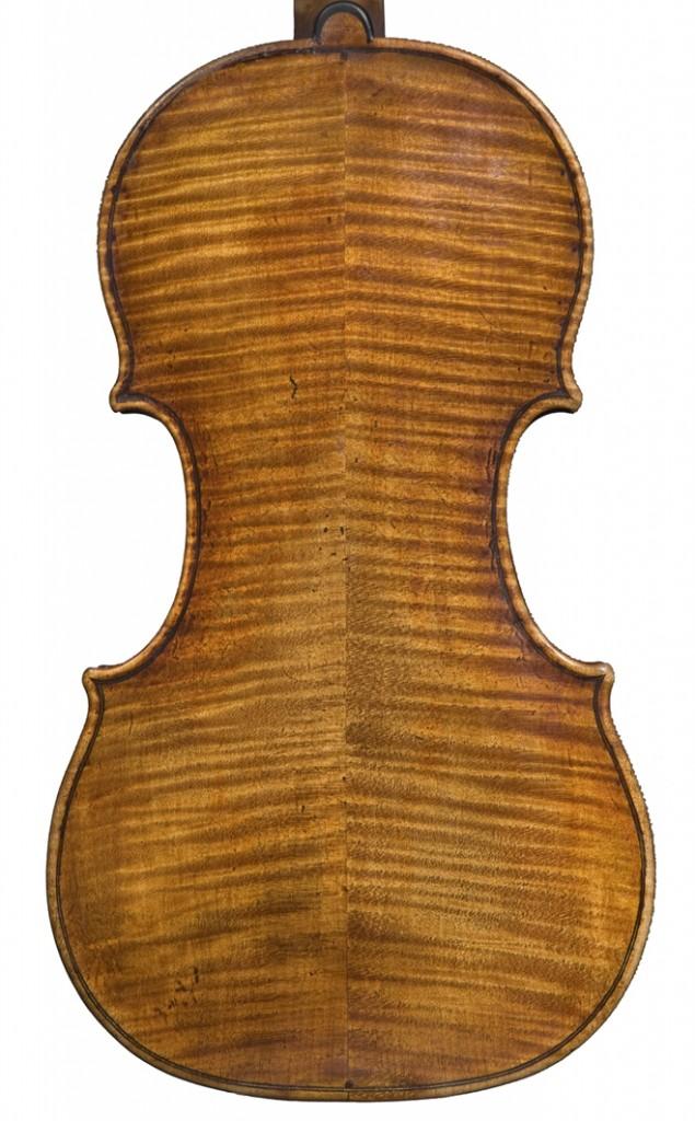 Giuseppe Guaneri Cremona c1730 Goldberg-Baron Vitta - A L