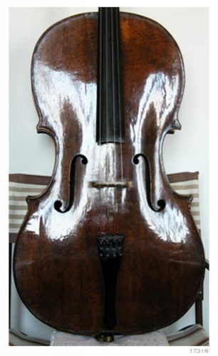 Guarneri 'del Gesù' cello 1731年 - A L