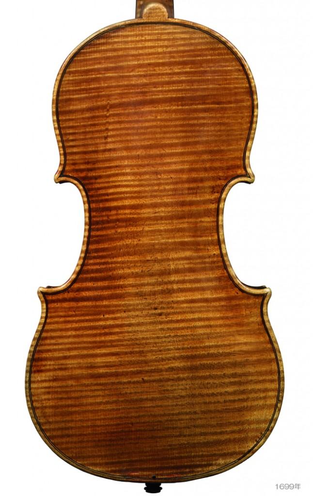 Antonio Stradivari ( c1644-1737 ) violin 1699年 Auer - A