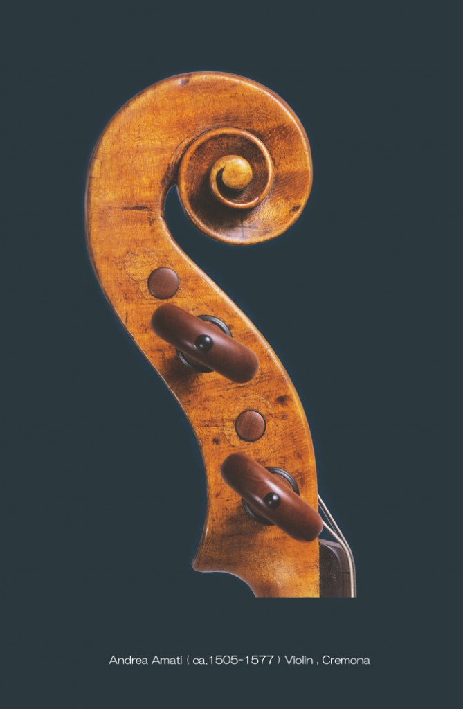Andrea Amati ( c1505–1577 ) violin - B L