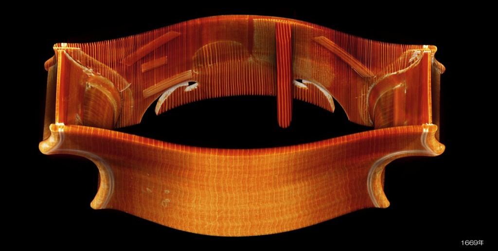 Antonio Stradivari ( c1644-1737 ) violin 1699年 Auer - M L