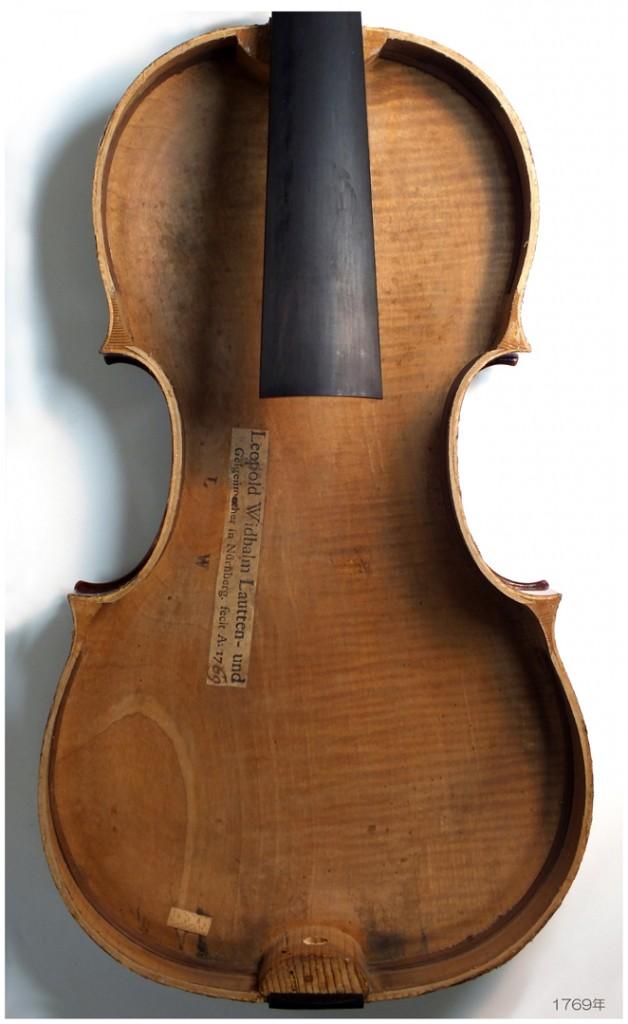 Leopold Widhalm ( 1722- 1786 ) 1769年 - A L