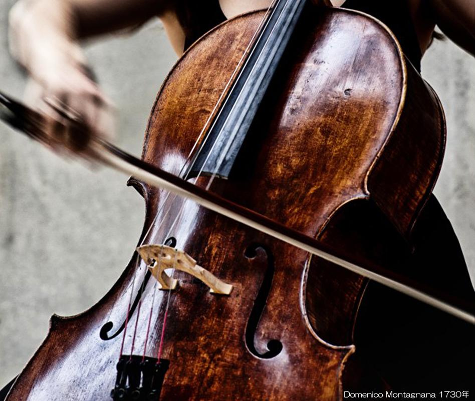 Domenico Montagnana Cello 1730年 - A L