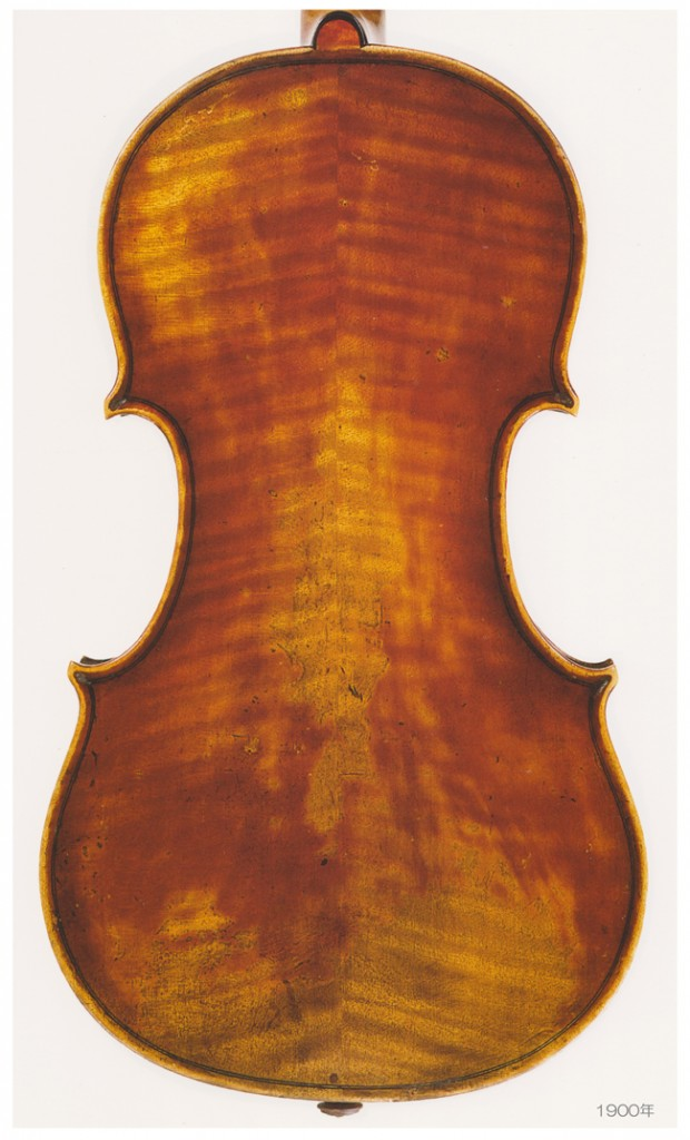 VOLLER BROTHERS violin 1900年 - 1 L