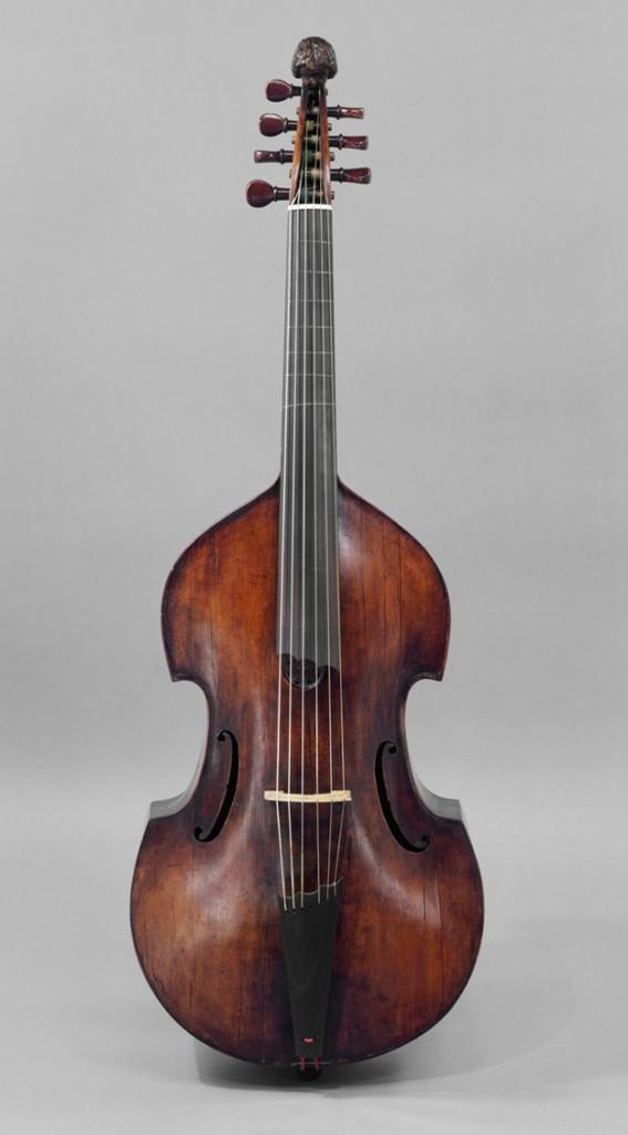 Bass viol  - 1    L
