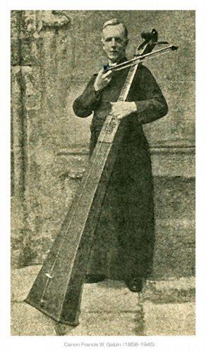 Canon Francis Galpin (1858-1945) - 1 L