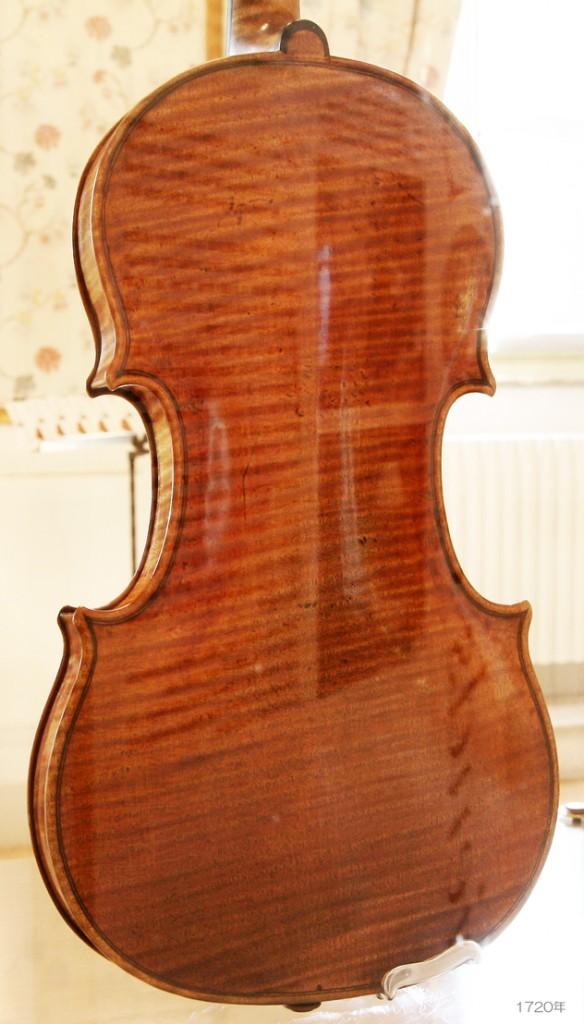 Antonio Stradivari 1720年 Ex Bavarian - J L