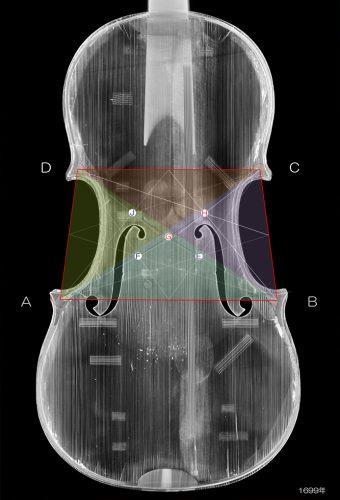 Antonio Stradivari ( c1644-1737 ) violin 1699年 Auer - V L