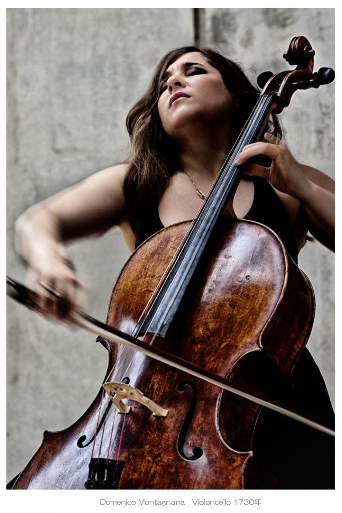 Domenico Montagnana Cello 1730年 - B L